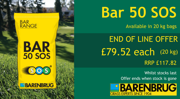 Bar 50 SOS offer