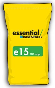 image of yellow bag with e15 title
