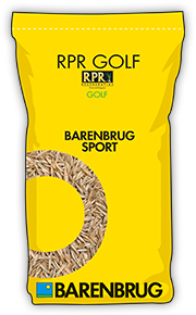 image of yellow bag with rpr golf title