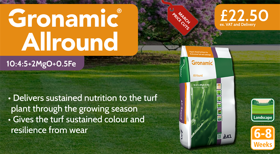 Gronamic All-Round Organic Fertiliser