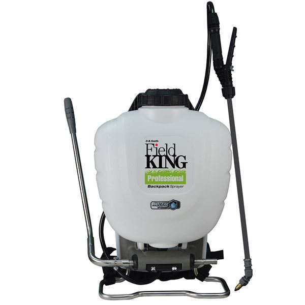 field king knapsack sprayer