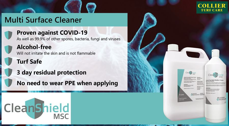 Cleanshield MSC