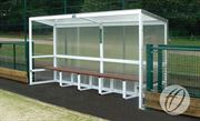 4m Eight Person Socketed Team Shelter