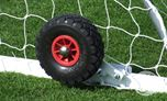 Flip-over Wheels for Freestanding Goal Posts