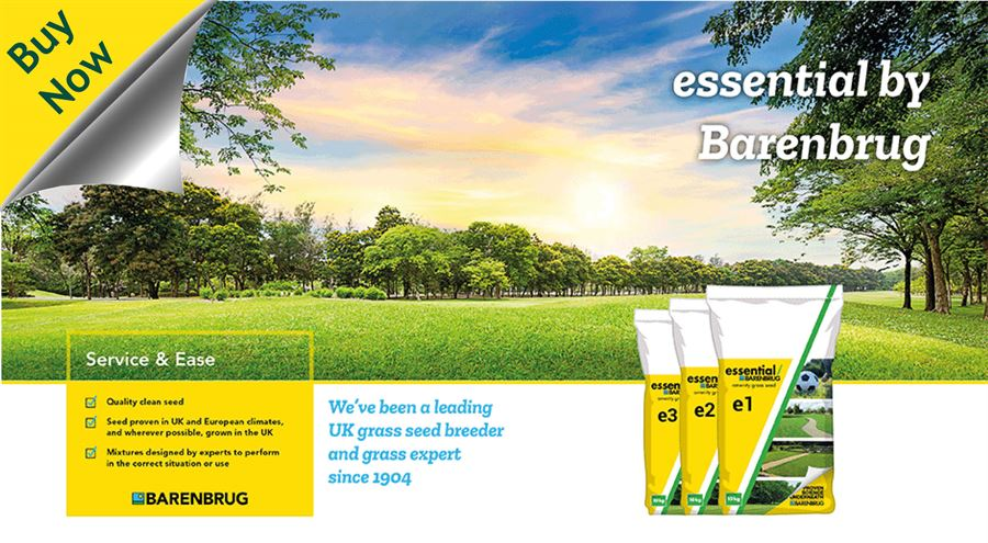 Barenbrug Essentials Range