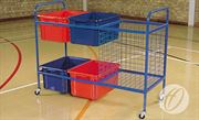Large Storage Trolley