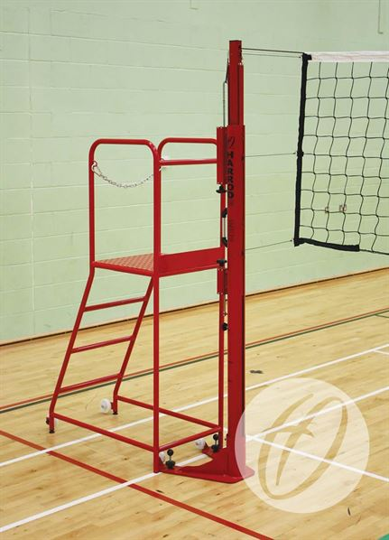 Steel Volleyball Referee Stand