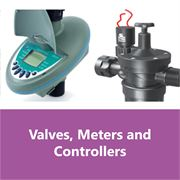 Irrigation Valves Meters