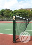S8 76mm Square Tennis Posts - without sockets