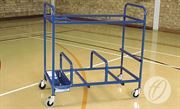 Aerobic Storage Trolley