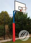 Single Colour Basketball post protector