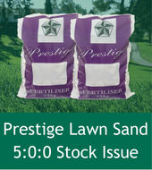Prestige Lawn Sand issue