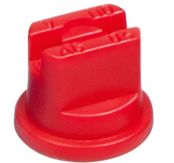 Red Flat Fan Nozzle