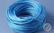 6mm Blue Polyethylene Rope