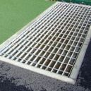 Galvanised Foot Grate